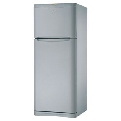 Indesit TAAN6FNFSI Fridge Freezer, A+, 70, Silver