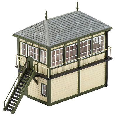 HORNBY Scaledale R9838 Granite Station Signal Box