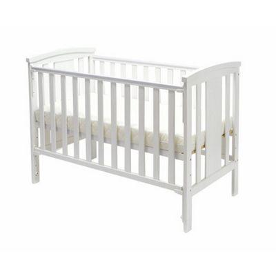 Baby Elegance Zara Cot - White