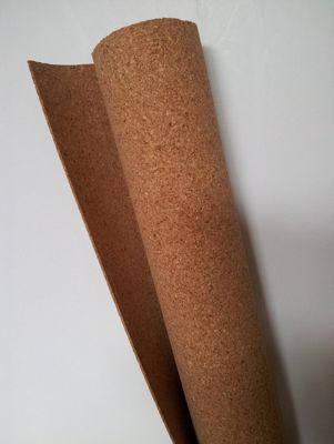 Cork Sheet: 2.5Mmx610Mmx915Mm 1/8X24