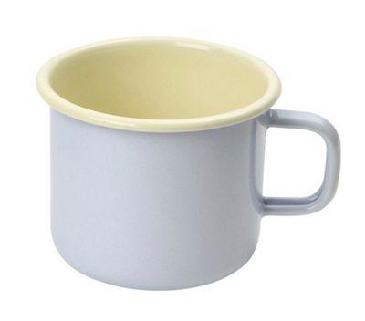 Dexam Vintage Home Enamel Mug, Dove