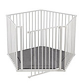 Babyden Play Pen White