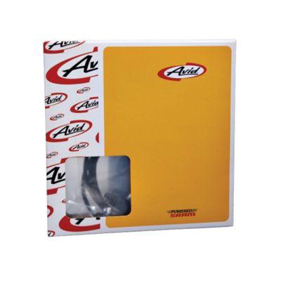 Avid Hydraulic Hose Kit - Avid Code, Code R, Avid Elixir 1/3, Juicy 3, 2000mm, Black, Qty 1