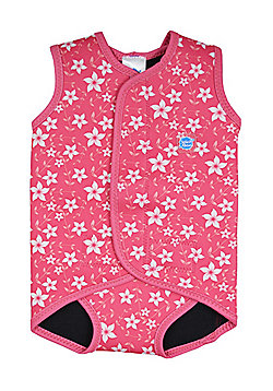 Splash About Baby Wrap - Pink Blossom - Pink