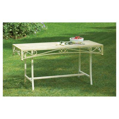 Versailles Low Level Table - Cream