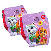 Paw Patrol Skye & Everest Inflatable Swimming Armbands for Children 3+