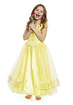 Disney Beauty and the Beast Belle Dress-Up Costume - Yellow