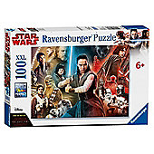 Disney Star Wars 'The Last Jedi' XXL 100 Piece Jigsaw Puzzle Game