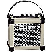 Roland MICRO CUBE GX Guitar Amplifier - White
