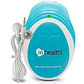 InHealth Fetal Doppler - Pocket Size