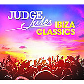 Various Artists Judge Jules Ibiza Classics 3CD