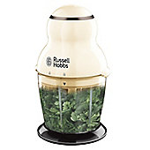 Russell Hobbs Mini Chopper, White