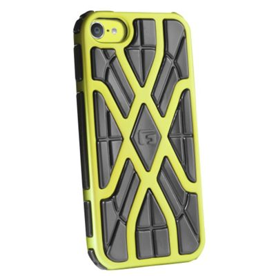 G-FORM Xtreme iPod Touch Case, Green/Black RPT