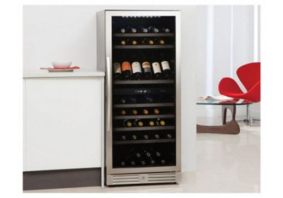 Caple WF1105 1.4m Freestanding Dual Zone Wine Cabinet