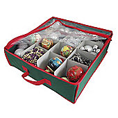 Christmas Corner Decoration Storage Bag with 16 compartments