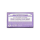 Dr Bronners Organic Lavendar Soap Bar 140g