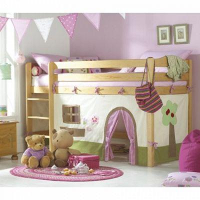 Izziwotnot Tempo Raised Bed - Natural