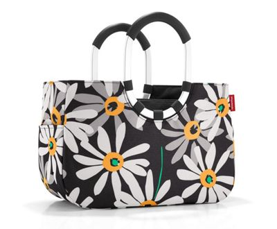 Reisenthel Loopshopper Shopping Bag in Margarite Daisy OS7038