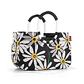 Reisenthel Loopshopper Shopping Bag in Margarite Daisy OS7038