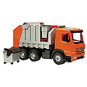 Powerful Giants Garbage truck Arocs