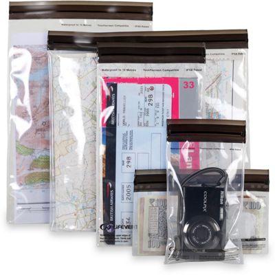 Lifeventure DriStore Waterproof LocTop Bags for Valuables