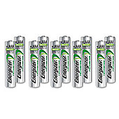 Energizer Rechargeable Battery AAA 850MAH Pack of 10 634355