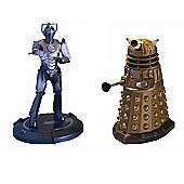 Doctor Who Mini Diecast 2 Pack