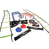 Precision Training 32 piece Ultimate Speed Agility Kit With Carry Bag