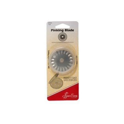 Sew Easy Pinking Rotary Blade 45mm
