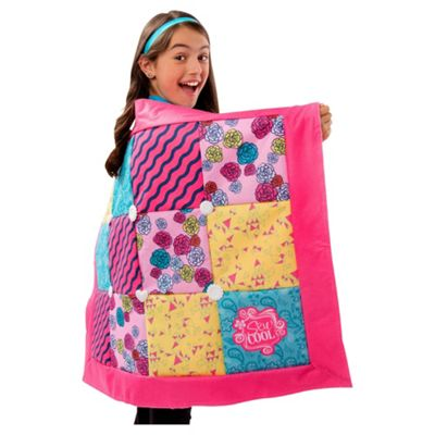 Sew Cool Cozy Quilt Kit