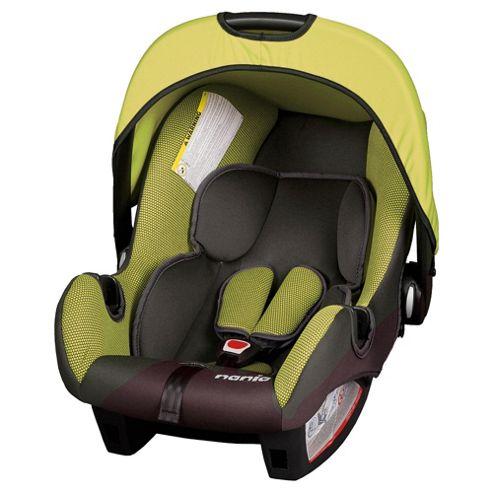 Nania Beone Cactus Car Seat, Group 0+