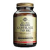 Solgar 100% Pure Shark Cartilage 750mg Caps 90