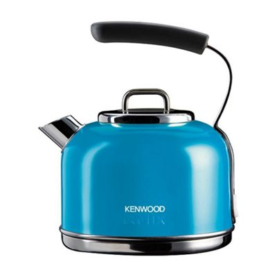 Kenwood kMix Traditional Kettle - Bright Blue