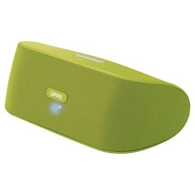 Gear4 StreetParty Wireless Bluetooth Speaker Green