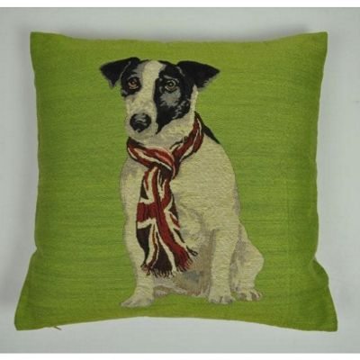 Mason Gray Ray Green Cushion Cover - 43x43cm