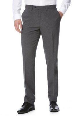 F&F Slim Fit Trousers 32 Waist 29 Leg Charcoal