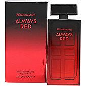 Elizabeth Arden Always Red Eau de Toilette (EDT) 100ml Spray For Women