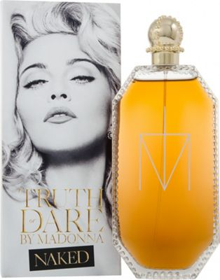 Madonna Truth or Dare Naked Eau de Parfum (EDP) 75ml Spray For Women