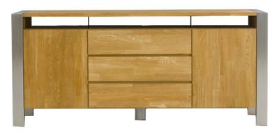 Mark Harris Solid Oak Ohio Sideboard