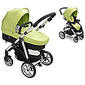 Mee-go Pramette Travel System Green
