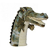 CarPets Crocodile Hand Puppet