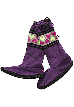 Vans Slush Cup Koolaid Womens Slippers LEGREZ - Purple