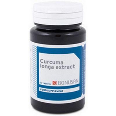 Bonusan Curcuma Longa Extract 60 Veg Capsules