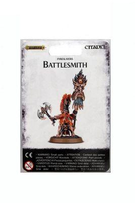 Warhammer Fyreslayers Battlesmith Model Kit
