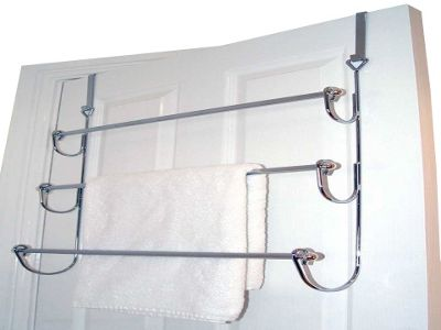 Lloyd 307.02.488 O/D Towel Rack 3Tier Chr
