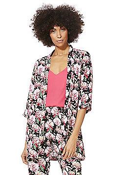 JDY Floral Print Kimono - Multi