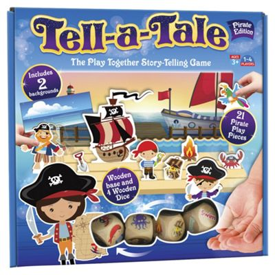 Tell a Tale Game -Pirate Edition