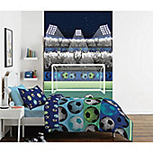 Catherine Lansfield Football Kids Wall Art