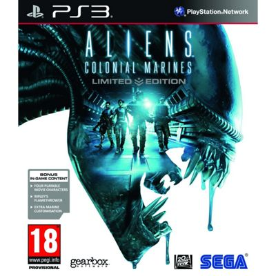 Aliens - Colonial Marines Limited Edition - PS3