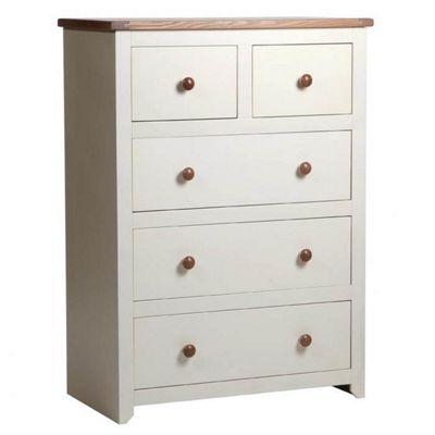 Home Essence Jamestown 2 Over 3 Drawer Chest